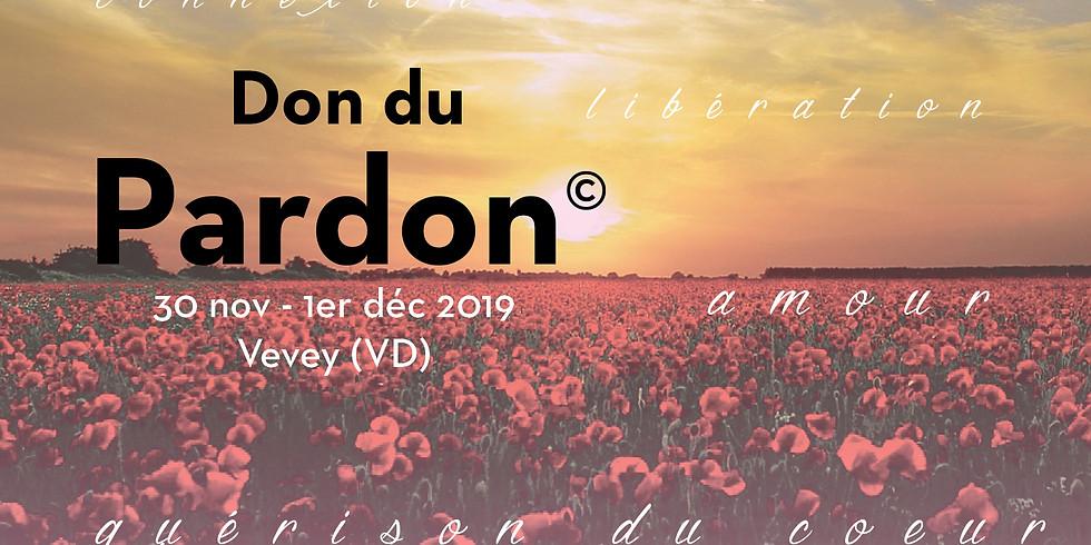 Don du Pardon   30 novembre - 1er décembre 2019   Vevey