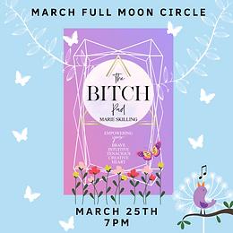 Magic Moon Circle: March Worm/Warming Moon