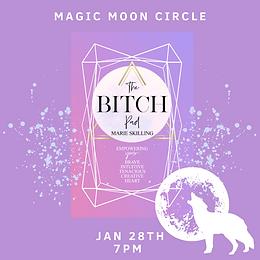 Magic Moon Circle: January Wolf Moon