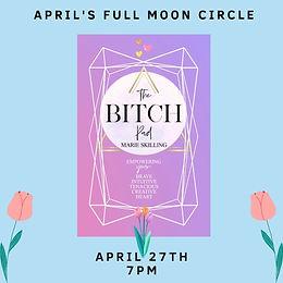 Magic Moon Circle: April Pink Super Moon