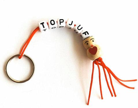 Sleutelhanger TOPJUF