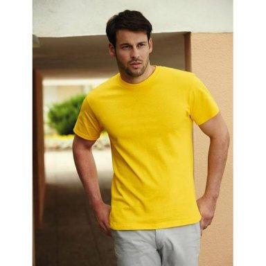 Bedrukte t-shirt mannen