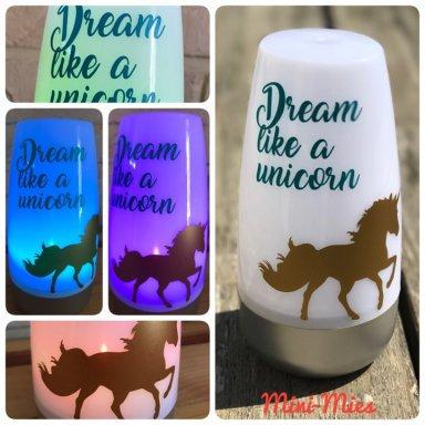 Lamp Unicorn