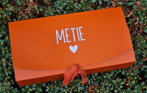 Verwenbox voor Metie (of andere naam naar keuze)