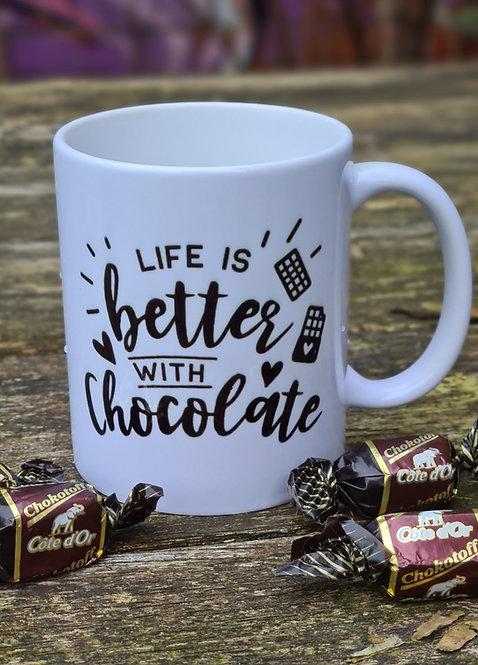 Mok Chocolate