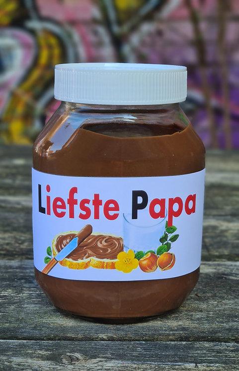 Nutella chocopot (naam naar keuze)