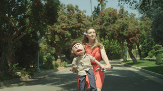Coming Home Puppet
