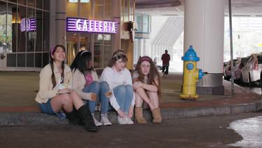 Middle School Mall Trip