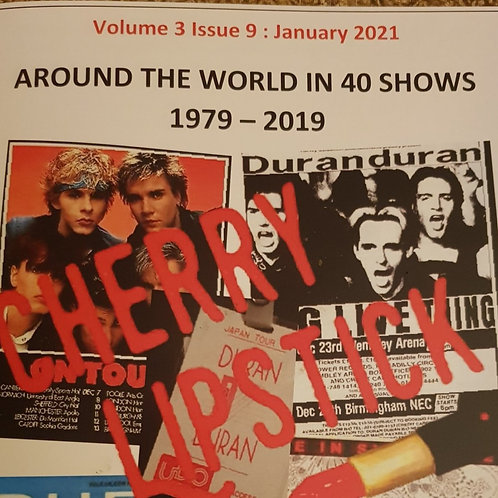 Cherry Lipstick Vol 3 Issue 9 January 2021