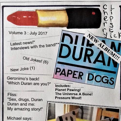 Cherry Lipstick Vol 3 Issue 1 July 2017