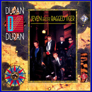 The Cherry Lipstick Album Reviews: Seven and the Ragged Tiger