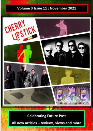 Cherry Lipstick Future Past New Issue!