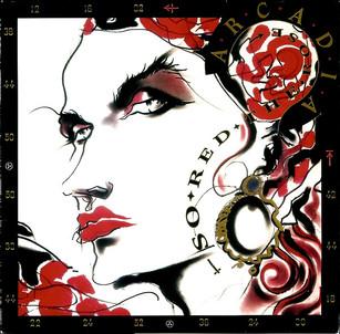 The Cherry Lipstick Album Reviews: So Red The Rose