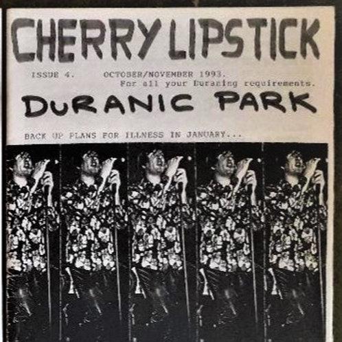 Cherry Lipstick Vol 1 Issue 4 October 1993