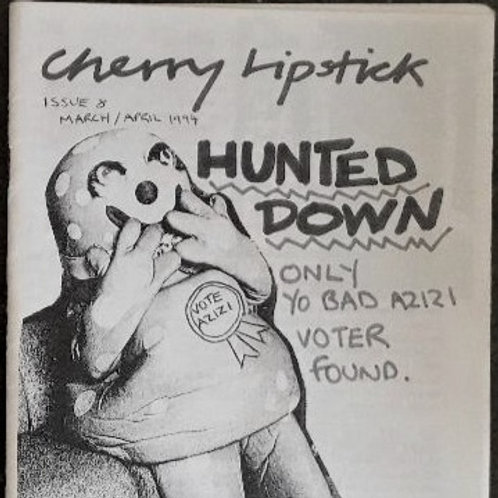 Cherry Lipstick Vol 1 Issue 8 March 1994