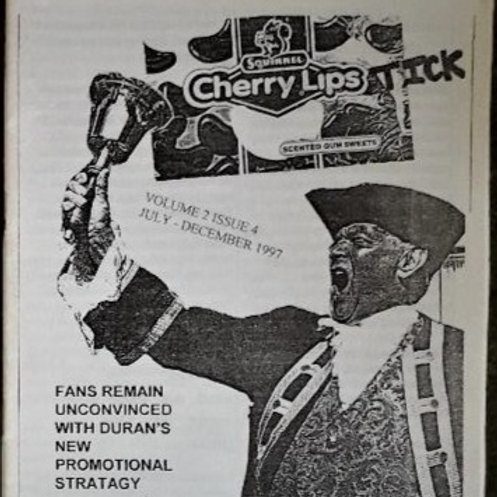 Cherry Lipstick Vol 2 Issue 4 October 1997