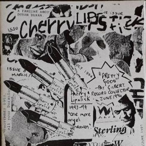 Cherry Lipstick Vol 2 Issue 1 January 1997