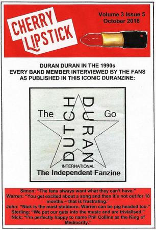 The Dutch Go Duran fan interviews: Part 1