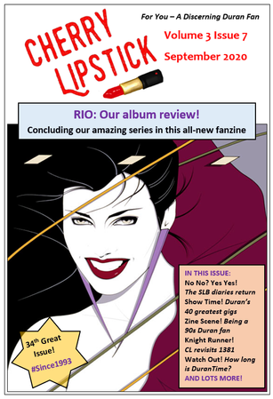 Cherry Lipstick Vol 3 Issue 7 (and 8)