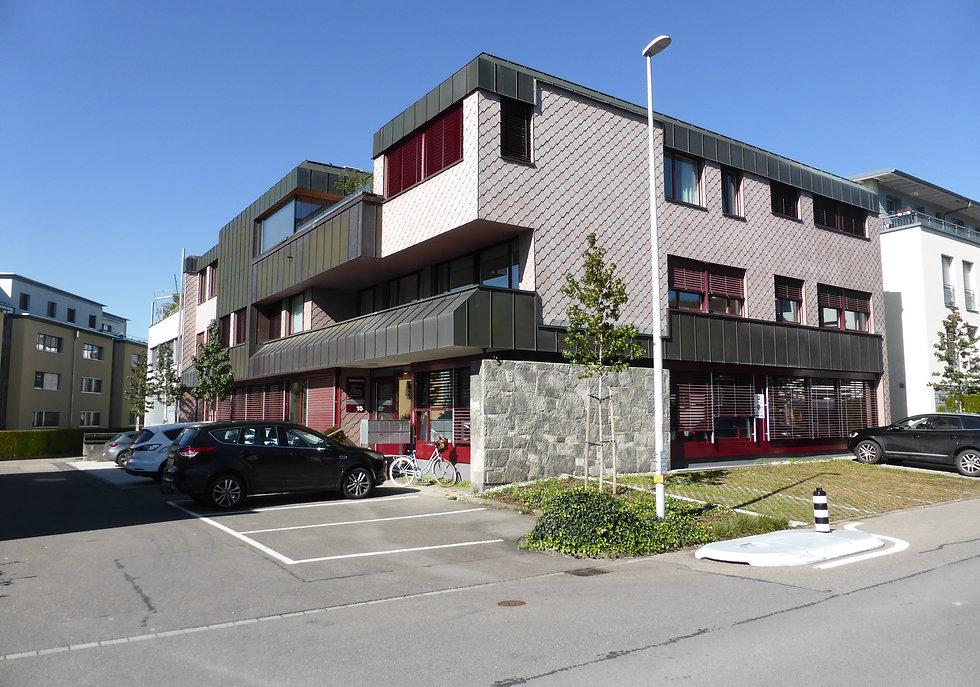 ST - Architekten GmbH, Baar
