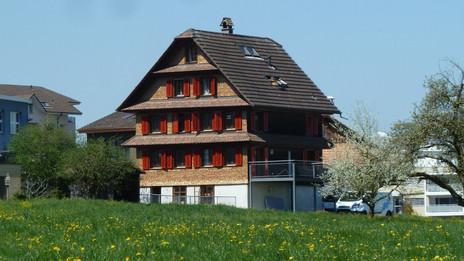 Sanierung Fassade und Umbau Bauernhaus Dietwil