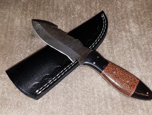 Handmade Custom Damascus Knife