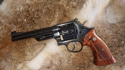 Smith & Wesson 27-2 357 Magnum