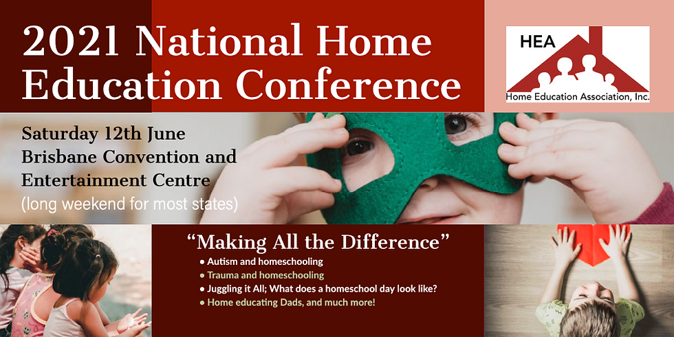 National Homeschool Conference 2021