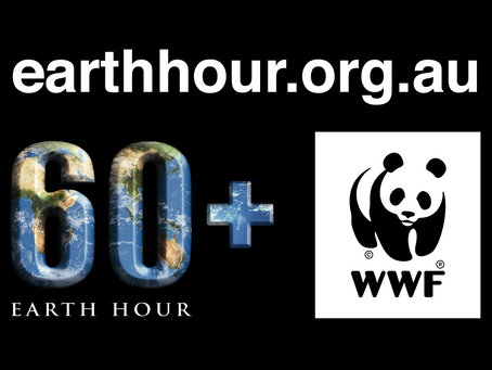 Earth Hour 27 March 2021