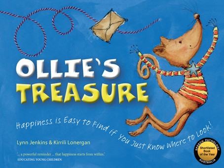OLLIE'S TREASURE Book review