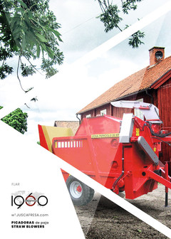 straw blowers juscafresa