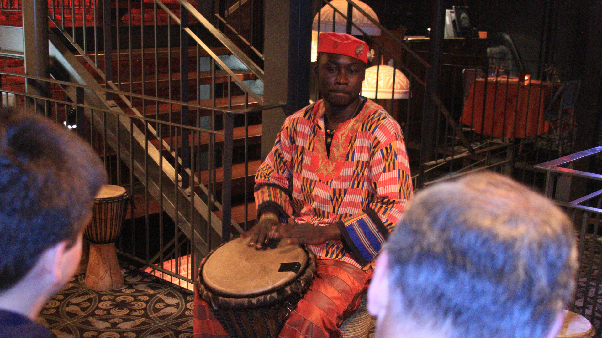 Get Your Congas on!