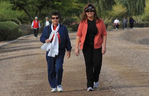 Flexibility and Strengthening Exercises For Walking