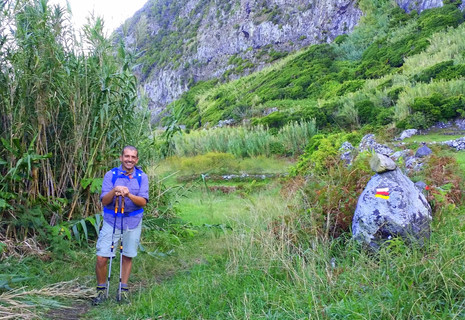 Hiking The Azores with Francisco