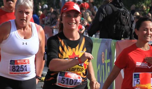 Walking Marathon Training – Advanced