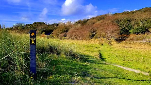 Kerry Way Ireland walking hiking tour
