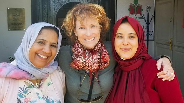 Morocco walking hiking tour