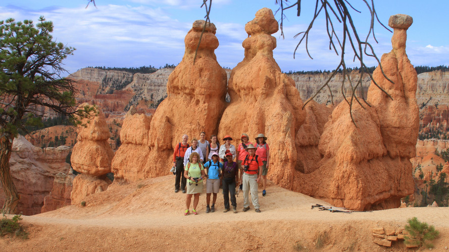 Bryce Canyon National Park Hiking Tour | Walking Connection