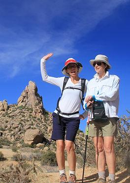 Jo Ann Taylor Hiking
