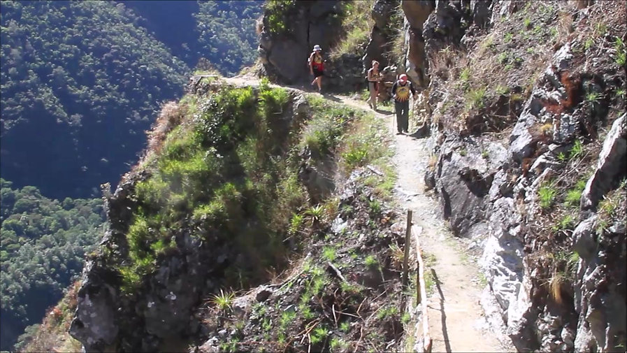 Team Diabetes - Inca Trail