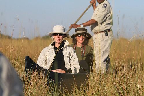 Botswana, Delta & Deserts, Trip Deposit
