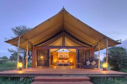 Tanzania Safari Adventure 2021, Trip Deposit