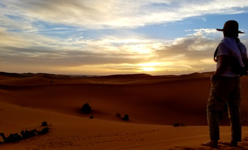 Morocco Vacation Package Sahara Desert Adventure | Walking Connection