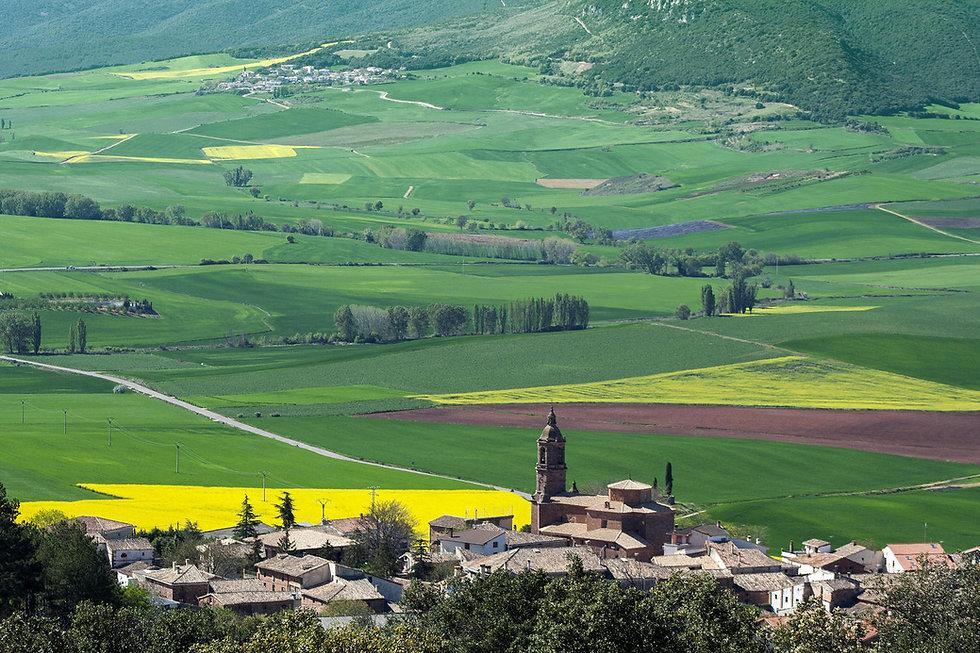 Spain Basque Country Rioja Region