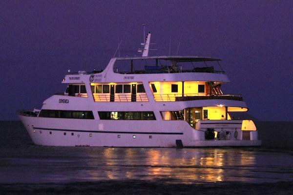 Galapagos Yacht