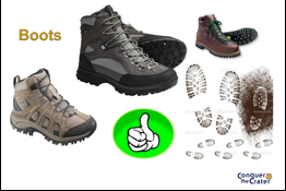 Hiking Boots for Grand Canyon