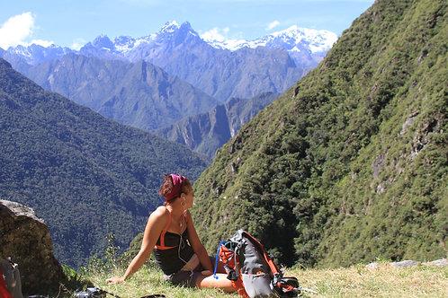 iConquer - Peru, Machu Picchu