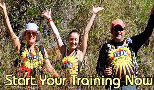 Training To Walk A Marathon