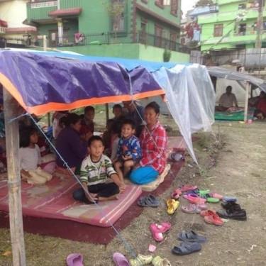 Nepal Earthquake Survivors
