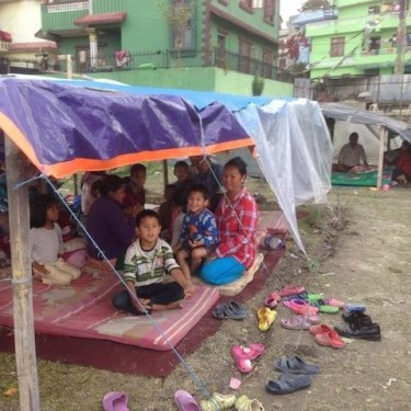 Nepal Recovery – Because It Is There!